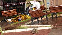 Sabaha karşı vatandaşlar fark etti: Parkta ölü bulundu