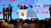 MHP'de kurultay heyecanı: CHP beşinci kol faaliyetidir, İYİ Parti melanet bir projedir