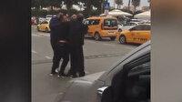 Hasan Şaş havaalanını birbirine kattı: Ağzını burnunu kırarım