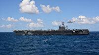 MSB: ABD ile Doğu Akdeniz'de ortak eğitim devam ediyor
