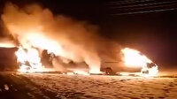 Ağrı AK Parti Merkez İlçe Başkanı Yıldız: AK Partili oldukları için vatandaşlarımızın araçlarını yaktılar