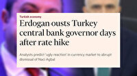 """Londra'dan Türkiye'ye kur operasyonu tehdidi: """"Çirkin bir tepki olacak"""""""