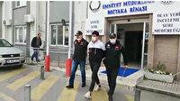İzmir'de terör örgütü PKK propagandası yapan 5 kişi yakalandı