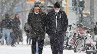 Meteoroloji beş günlük hava tahminlerini yayınladı: Kar geri dönüyor