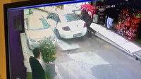 Şişli'de gasp dehşeti: Çantası almak istedikleri kadını metrelerce sürüklediler