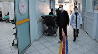 Bartın'daki hastanede korku dolu anlar: Allah'ın bir suyunu esirgiyorsunuz
