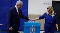 İsrail'deki seçimleri ilk sonuçlara göre Netanyahu'nun partisi kazandı