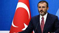 AK Parti Genel Başkan Yardımcısı Mahir Ünal: Kendi metnimiz üzerine çalışıyoruz