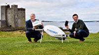 Samsung ürünlerinin drone'larla teslimatı başlıyor