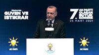 """Cumhurbaşkanı Erdoğan, """"Piyasalardaki dalgalanmalar Türkiye'nin yarınını kesinlikle yansıtmıyor"""""""