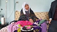 107 yaşındaki şehit annesine sürpriz doğum günü: Önce muayene sonra hediye