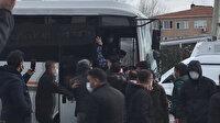 Boğaziçi Üniversitesi'nde izinsiz gösteri yapmak isteyen 12 kişi gözaltına alındı