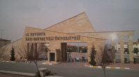 Nevşehir Hacı Bektaş Veli Üniversitesi 11 Öğretim Üyesi alıyor