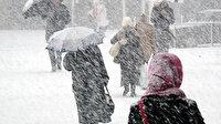 Meteorolojiden üç günlük kar uyarısı: Kar İstanbul'u ne zaman terk edecek?