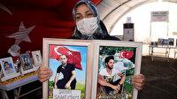 Evlat nöbetindeki ailelerin 'Cumhurbaşkanı Erdoğan' heyecanı: Dört gözle yolunu gözlüyoruz
