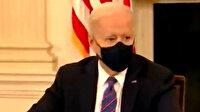 ABD Başkanı Biden cümle kuramayınca gazeteciler salondan çıkarıldı