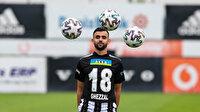 Beşiktaş'ın yıldızı Ghezzal Zambiya maçına damga vurdu ancak sakatlandı