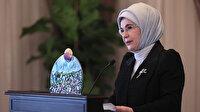 """Emine Erdoğan, """"Sıfır Atık Projesi""""ne desteği için UNDP Türkiye'ye teşekkür etti"""