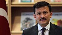 """AK Parti Milletvekili Hamza Dağ'dan """"Kürşat Ayvatoğlu"""" açıklaması: Özel kalem müdürüm değil"""
