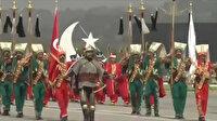 Pakistan Milli Günü'ne Mehteran ve SOLOTÜRK de katıldı