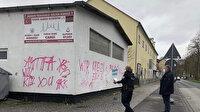 Almanya'da PKK yandaşları camiye saldırdı