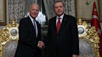 ABD Başkanı Biden'den Cumhurbaşkanı Erdoğan'a mektup