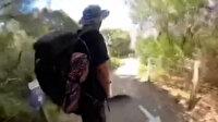 Kaykayıyla 9 haftada 2 bin 500 kilometre yol katetti