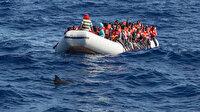 Orta Akdeniz'de göç dalgası: Son 24 saatte 500 göçmen yakalandı