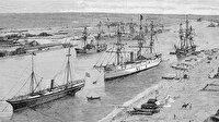 Süveyş Kanalı'ndaki en büyük kriz 1956'da  yaşanmıştı