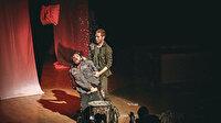 Rejimin işkenceleri tiyatro sahnesinde
