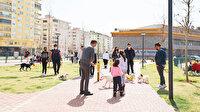Pet Park hizmete açıldı