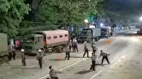 Myanmar'da güvenlik güçleri sivil halkın yaşadığı evlere saldırdı