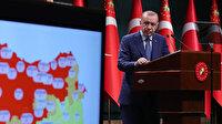 Cumhurbaşkanı Erdoğan duyurdu: Cumartesi günü sokağa çıkma kısıtlaması geri geldi