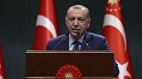 Cumhurbaşkanı Erdoğan'dan yatırımcılara çağrı: Gelin Türkiye'ye yatırım yapın