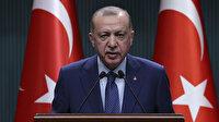 Cumhurbaşkanı Erdoğan: 58 ilde cumartesi kısıtlaması geri geldi