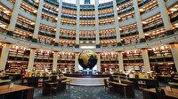 57. Kütüphaneler Haftası'nın teması 'Çağları Aşan Söz': Taş tabletten elektronik tablete bir yolculuk