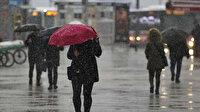 Meteorolojiden yağış uyarısı: Yağmur ve kar bekleniyor
