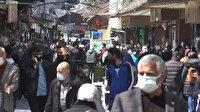 Gaziantep kızardı ama rehavet sürüyor: Caddelerdeki yoğunluk dikkat çekti