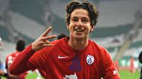 A Milli Takım'ın 18 yaşındaki yeni golcüsü Enis Destan