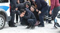 Denizli'de acı olay: Üzerine beton rögar çemberi düşen çocuk hayatını kaybetti