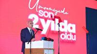 Ümraniye Belediyesi Başkanı Yıldırım son iki senede hayata geçirdikleri projeleri anlattı: Adını çok sık duyacaksınız