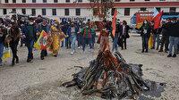 Tunceli'de nevruz kutlamalarında halay çeken 35 kişiye 'korona' cezası