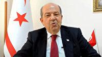 KKTC Cumhurbaşkanı Ersin Tatar TVNET'e konuştu: Garantörlük hakları Türkiye'nindir