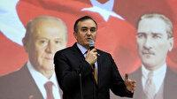 MHP Grup Başkanvekili Akçay'dan CHP lideri Kılıçdaroğlu'na salvo: Türkiye düşmanları ile iş birliği yapıyor