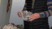'Meteorit' diye 5 yıl saklayıp gramını 3 dolara satmadı: Bakın ne taşı çıktı