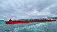 İstanbul Boğazı'nda panik: Arızalanınca sürüklenen yük gemisi yalılara çarpacaktı