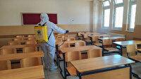 Bir öğrencide koronavirüs çıktı eğitime 9 gün ara verildi