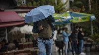 Meteorolojiden 53 ile yağış uyarısı yapıldı