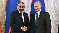 Putin ile görüşecek Paşinyan koronavirüse karşı kendini karantinaya aldı