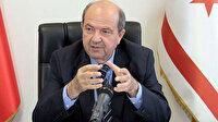 KKTC Cumhurbaşkanı Tatar'dan Rum lider Anastasiadis'a ders niteliğinde cevap:  Kıbrıs'ı kan gölüne çevirdiğini unutmuş